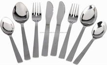Hot Selling Heavy Duty Long Handle Flatware Sets