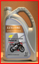 Engine Oil 4T Eco Motorcycle Series 15W-40 SN JASO MA2