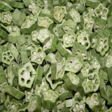 Dehydrated Nutritious Freeze Dried Okra
