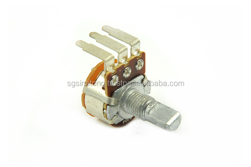 Headset Potentiometer Rotary dimmer switch Potentiometer for Audio Equipment