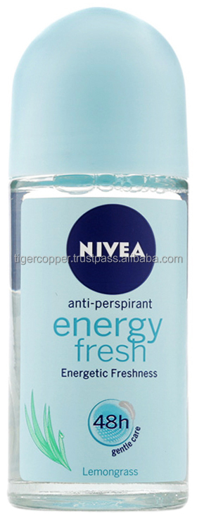 NIVEA ENERGY FRESH ENERGETIC FRESHNESS DEODORANT ROLL ON 50ML