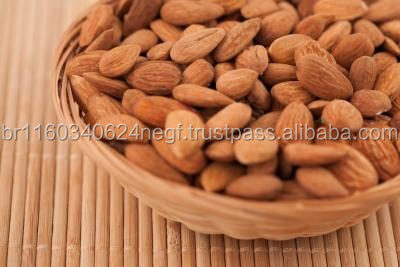 Organic Almond Nuts / Raw Natural Almond Nuts / Organic Bitter Almonds