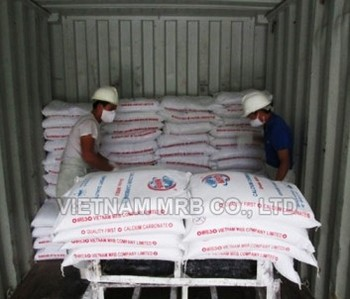 Super fine Ground Calcium Carbonate Powder (GCC)