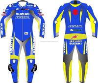 leather suit motorcycle / motorcycle leather racing suit