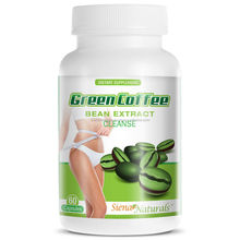 OEM Weight Loss Supplement - GREEN COFFEE BEAN EXTRACT CAPSULES