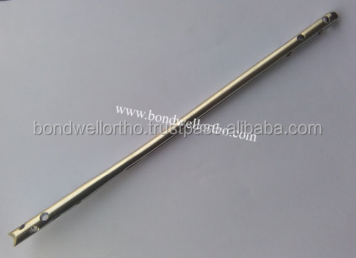 Orthopedic Stainless Steel Expert Tibial Lockable Intra Nail