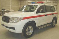 NEW CONDITION HIGH QUALITY TOYOTA LAND CRUISER G9 2013 AMBULANCE FOR EXPORT