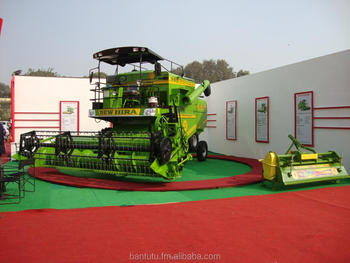 NEW HIRA 985 COMBINE HARVESTER