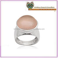 Latest Design Jewellery Ring 925 Sterling Silver Wholesale Handmade Jewellery