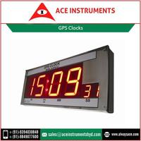 GPS Digital Clock with Multiple Application at Best Price