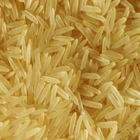 Super Kernal Basmati Brown Rice