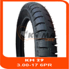 Motorcycle Tire 3.00-17 - Good Pattern - Good Strength - Good Price