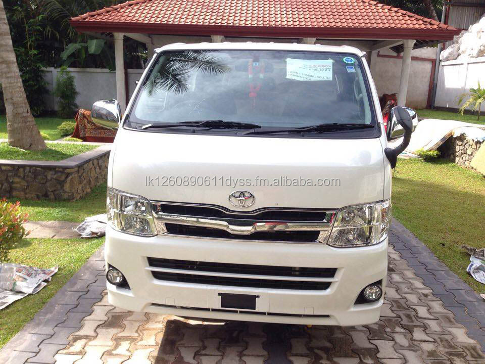 Sri Lanka 5 Day Tour Van Rental