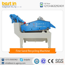 Sturdy Design Best Selling Fine Sand Recycling Machine
