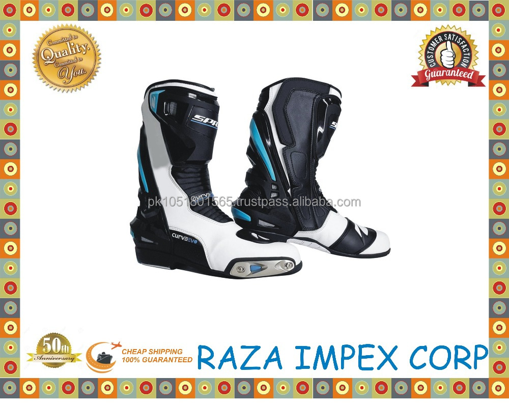 Newly cheap Riding Leather boots best factory prices motorcycle boots