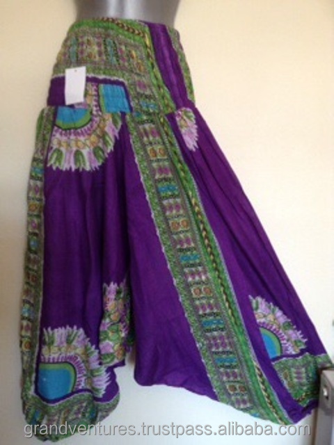 Alibaba/Aladdin Pants Harem pants Afghani trousers Baggi Pants 100%cotton Trouser