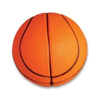 "2.5"" BASKETBALL STRESS BALL"