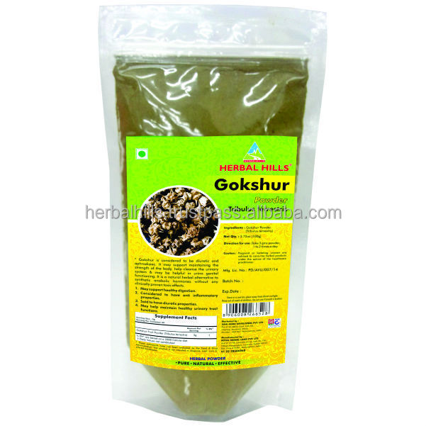 Natural Tribulus Powder for Male Enhancement 100 gms