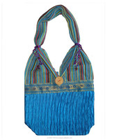 Latest silk Handmade Bags / Ladies Fashion Handbag / Popular Gypsy Bags