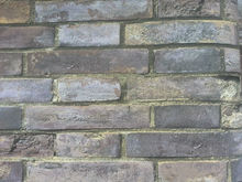 Brick design PVC vinyl wallpaper