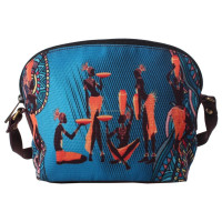 2015 Hot Sell Brand Woman Fashion Handbag With Mela Digital Print Casual Trendy Crossbody Slingbag /Shoulder Bag For Women