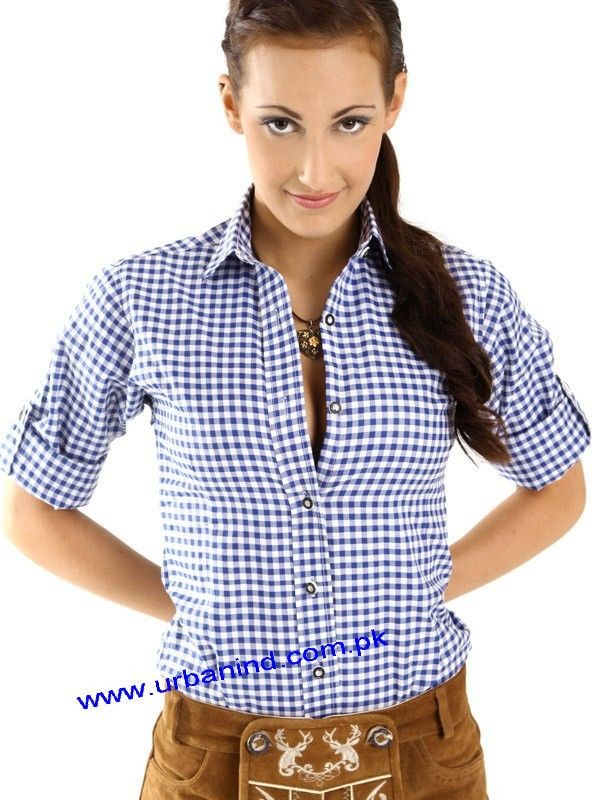 Women Bavarian Shirts