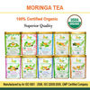 Organic Herbal Moringa Tea