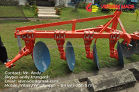 Kubota Lower Price Tailand Market Sheet Metal Fabrication 2 Disc Plough DP264L