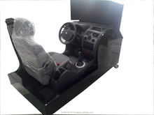 3D REAL CAR DRIVING TRAINING SIMULATOR (REAL CAR EQUIPMENT / HIGH QUALITY)