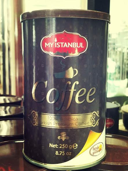 Premium Turkish Coffee