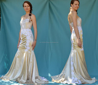 Trumpet Gown, Style # 2