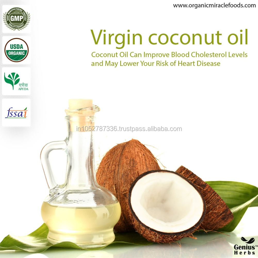 Best Virgin Coconut oil Manufacturer