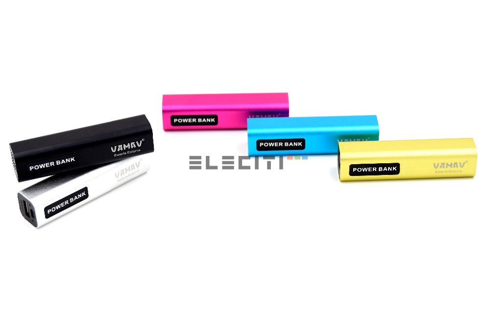 External Battery Charger Portable Power Bank 5600 mAh smartphones and tablets Eleciti 9586