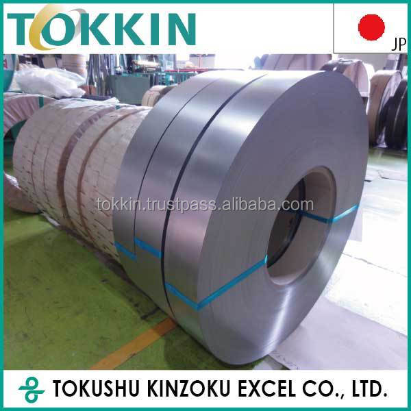 Heat treated stainless steel SUS420J2 and RB-S, Thickness 0.40 to 2.0mm, width 250mmMAX