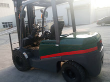 4 ton TCMC diesel forklift forklift electrical Factory direct sale