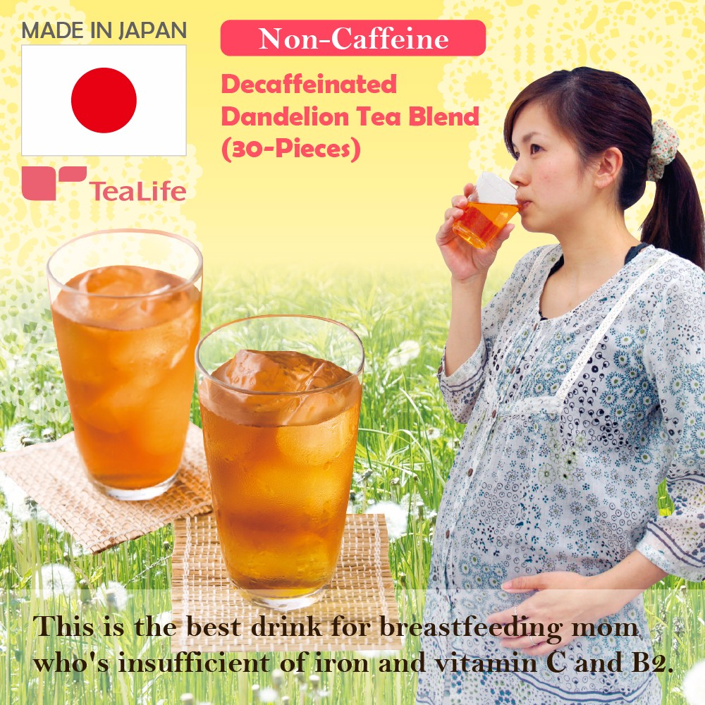Hot-selling and Non-caffeinated drink flavouring ,dandelion tea blend for expectant or nursing mothers ,green tea also available