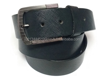 Buff Split Leather Belt, Formal Leather Belts, Black Leather Belts