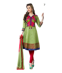 Printed Casual Salwar Kameez | Cotton Punjabi Salwar Suits