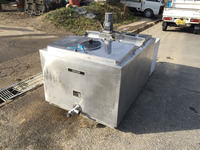 Milk Cooling Tank 500L Stainless 316