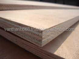 Red Hardwood Eucalyptus Core veneer Plywood