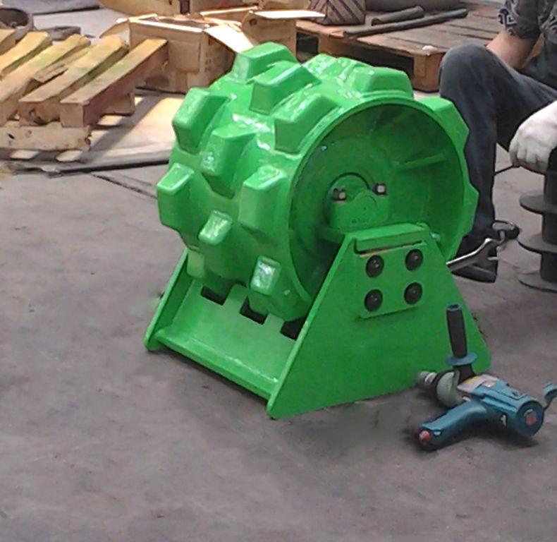 compaction wheel(7)