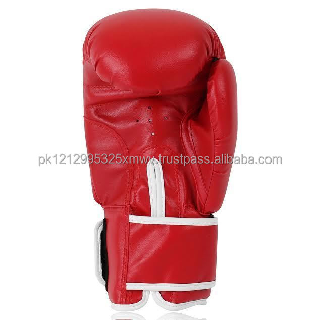 red / boxing glove / focus pads /cheap mma gear /printed boxing gloves