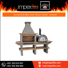 High Quality Outdoor BBQ and Pizza Oven Wholesale