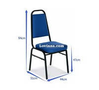 Malaysia Banquet Chair, Banquet Chair Malaysia, Epoxy Banquet Chair, Cheap Banquet Chair, Conference Chair, Metal Chair, Johor