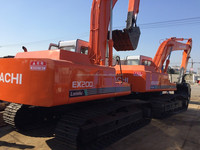 used excavator Hitachi EX200 made in Japan, also sumitomo S280, Kobelco SK07, Komatus PC200