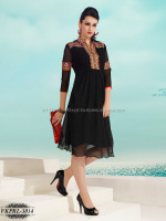 Front Neck Designs For Kurtis | Wholesale Price Offer On Indian Kurti