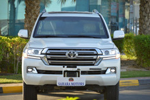 2017 Model Toyota Land Cruiser B6 Level Armored New Cars in Dubai