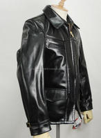 HORSE LEATHER RIDING JACKET
