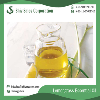 Pure Wholesale Price Essential Lemongrass Oil