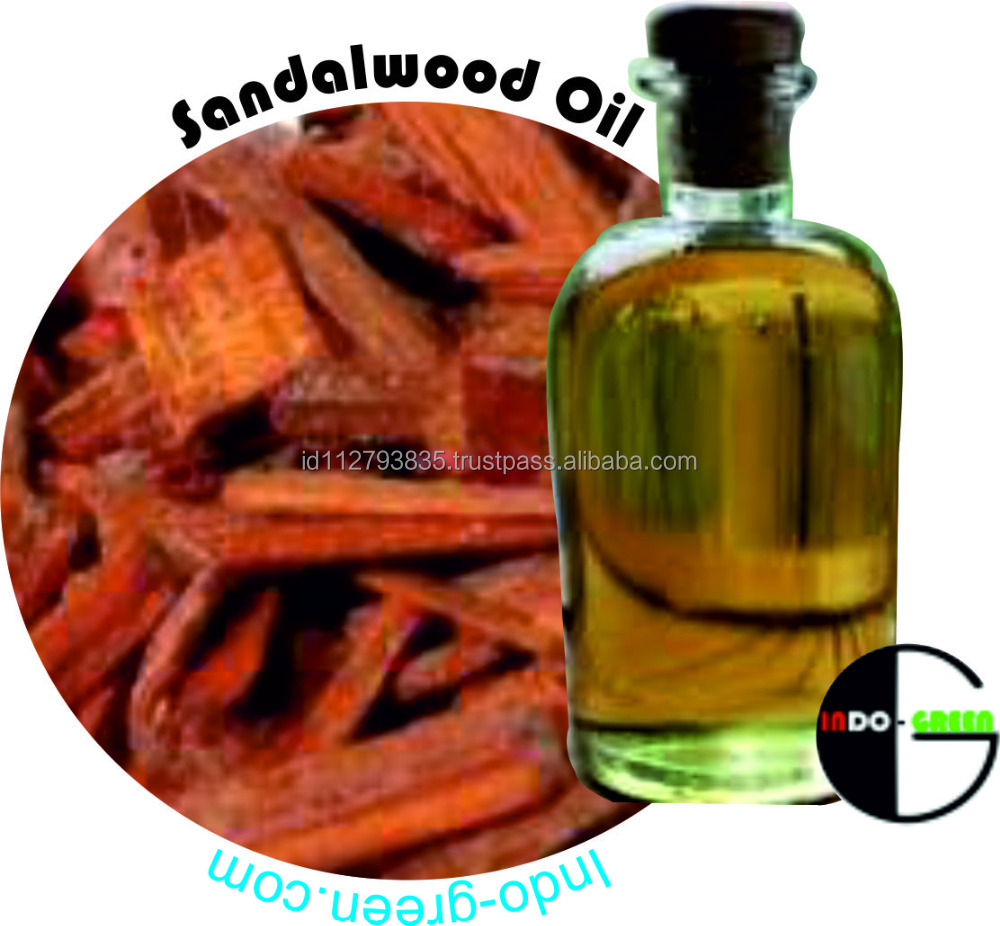 Pure 100% Sandalwood Essential Oil of Indonesia Cendana